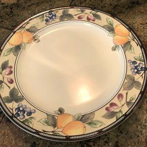 MIKASA Garden Harvest Platter